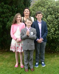 1st Holy Communion Photos